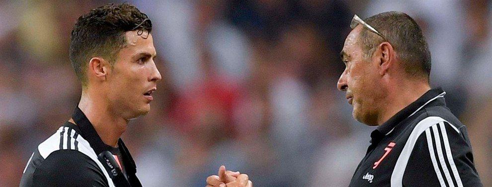 Cristiano quiere otro delantero que no sea Lukaku y ha elegido a Mauro Icardi para el atque,
