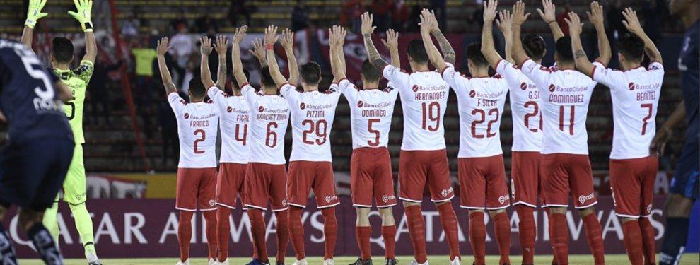 En el duelo de Independientes, el equipo argentino recibe a su homónimo de Ecuador en el partido de ida de los cuartos de final de la Copa Sudamericana.