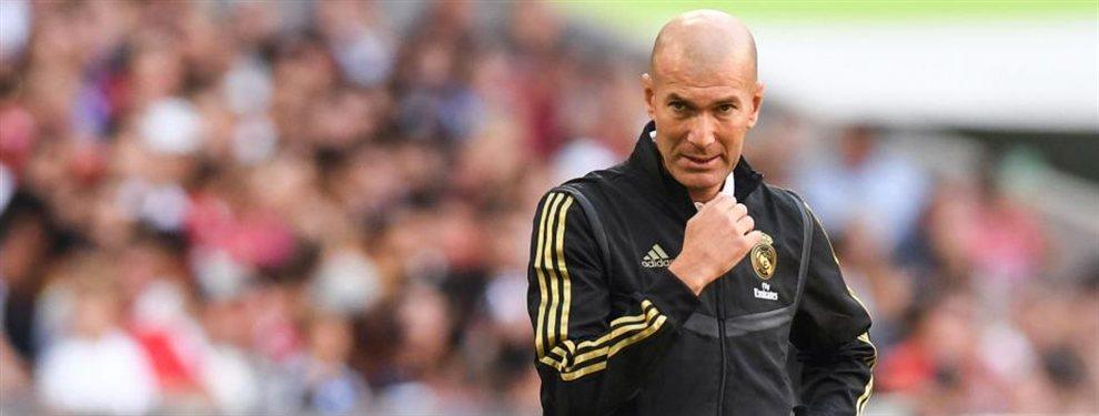 Zinedine Zidane ha dado la orden a Florentino Pérez de echar a Gareth Bale del Real Madrid