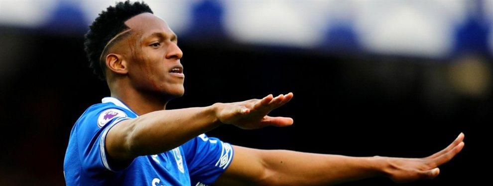 El Everton de Yerry Mina puede ser el destino de Lucas Vázquez, que saldrá del Real Madrid