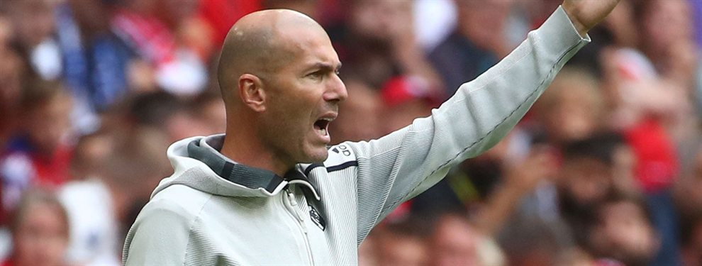 Zinedine Zidane le ha pedido a Florentino Pérez el fichaje de un goleador: Pierre-Emerick Aubameyang