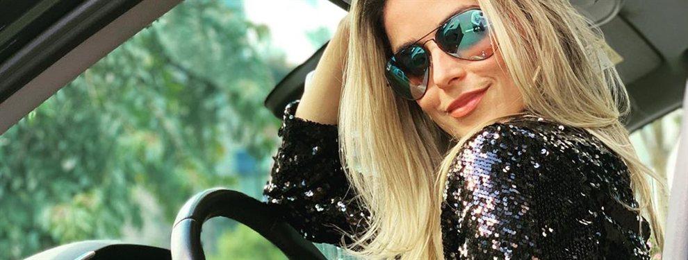 ¡Descuido!: Cris Hurtado se va de viaje ¡y no lleva nada debajo!: foto bomba de la modelo, que colgó más de la cuenta y la gente enloqueció