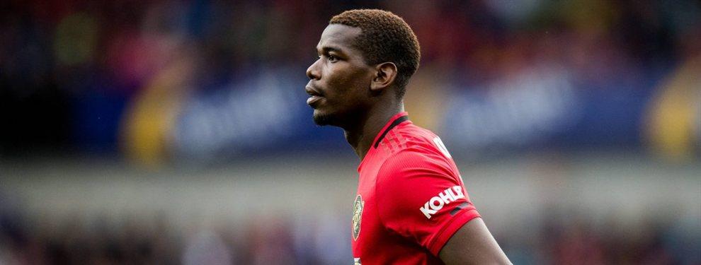 El Manchester United podría olvidarse de Eriksen y lanzarse a por Dybala, lo que dificultaría la llegada de Pogba al Madrid