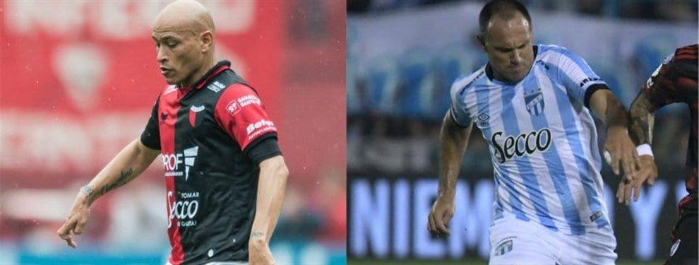 Barracas Central se prepara para comenzar la Primera Nacional e incorporó a Clemente Rodríguez y Mauro Matos, dos campeones de América.
