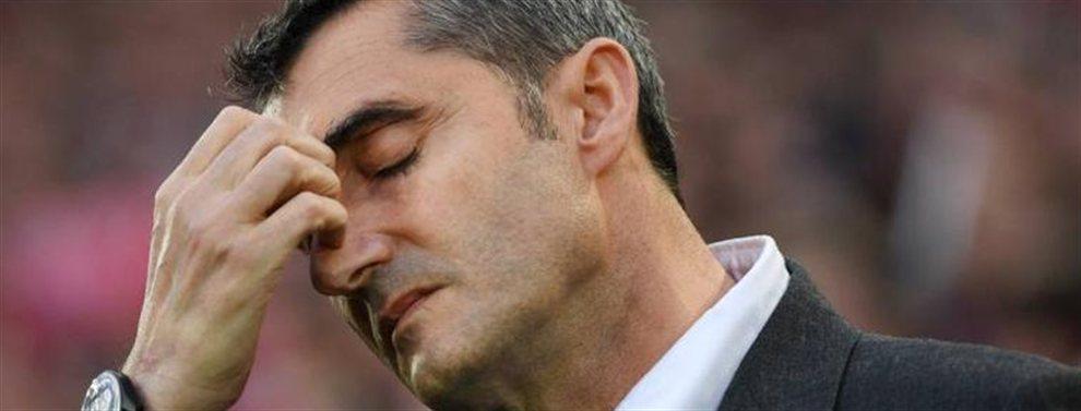 Valverde está harto de la situación durante la pretemporada. No quiere ni oír hablar de posibles fichajes.