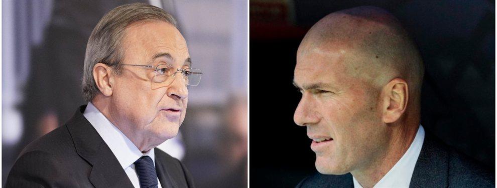 Florentino Pérez está tremendamente decepcionado con Raphaël Varane y quiere echarle