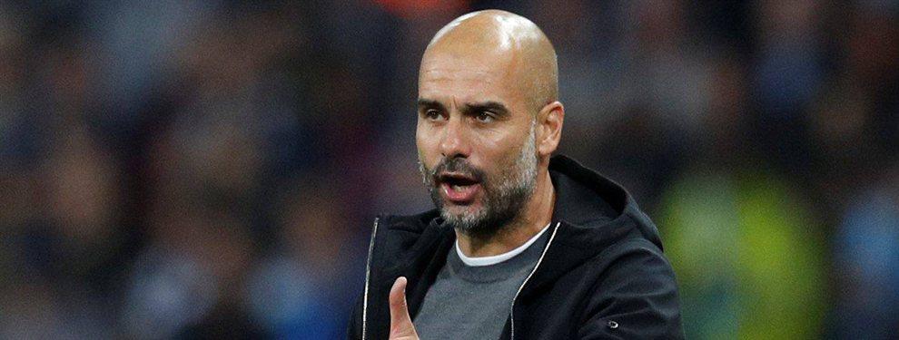 El Manchester City de Pep Guardiola quiere robarle al Barça el fichaje de Davinson Sánchez