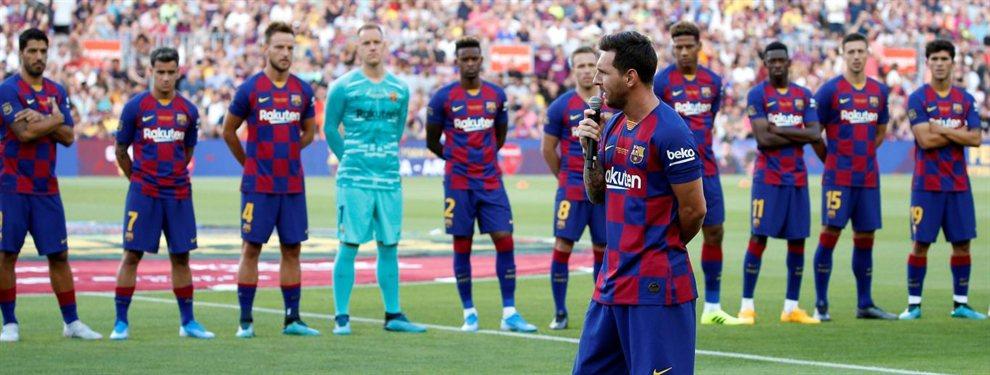 El Barça ganó ante el Napoli de Carlo Ancelotti, pero Wagué y Umtiti no estuvieron a la altura