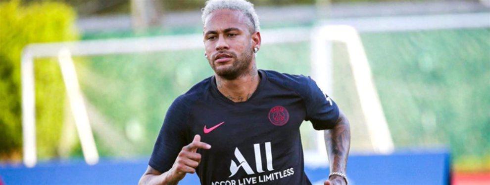 El Real Madrid le realizó una oferta al Paris Saint Germain por el pase de Neymar que consta de 120 millones de euros y el pase de Luka Modric.