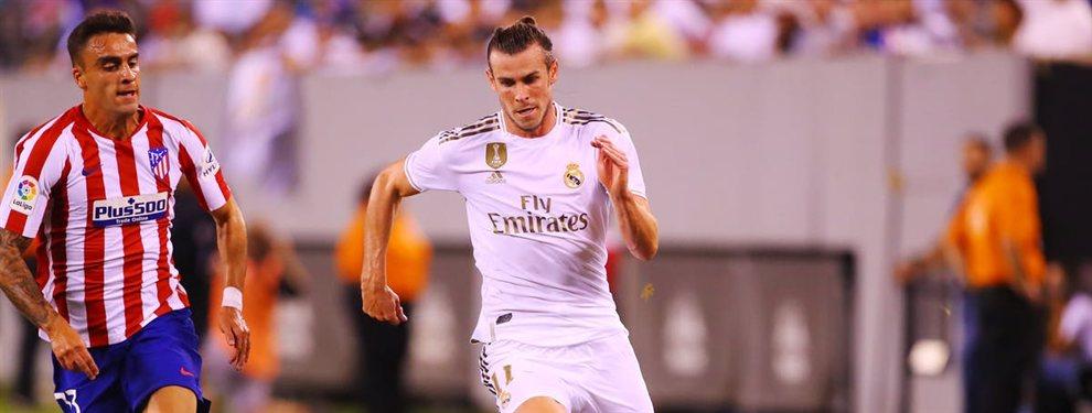 Gareth Bale podría acabar finalmente en el Bayern de Múnich, por suerte para el Real Madrid