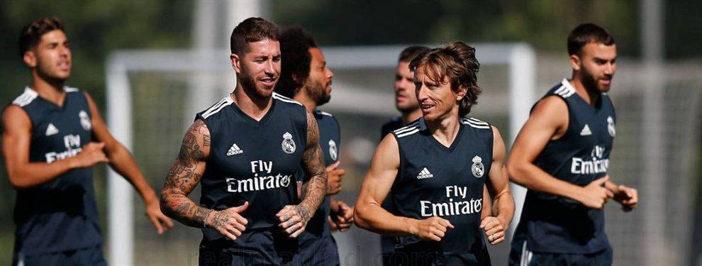 Lucas Silva abandonará el Real Madrid y tiene ofertas de Benfica, Brujas y Genoa