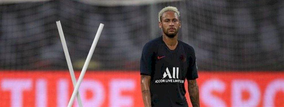 El Real Madrid ha cerrado la salida de Mariano Díaz a la Roma para traer a Neymar Junior