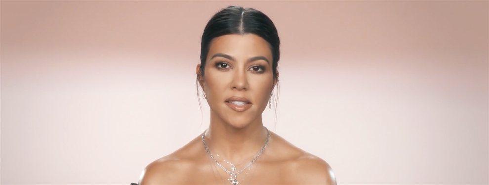 Kourtney Kardashian maravilló a sus seguidores con una foto en bikini que sorprendió a todos