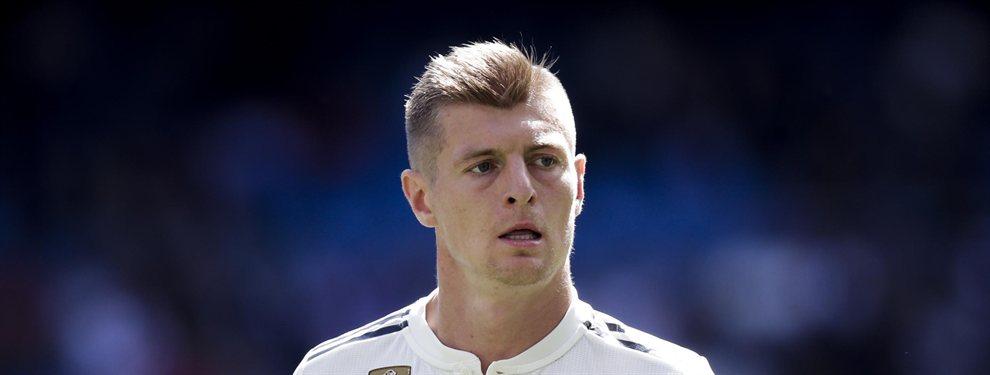 El club tiene una planificación para reemplazar a uno de los jugadores que parecía insustituible en otro tiempo, Toni Kroos.