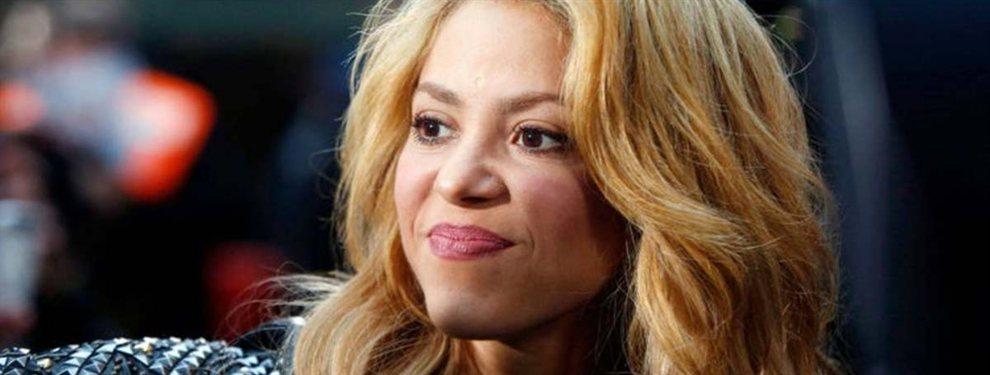 La cantante colombiana Shakira en esta ocasión se encuentra en el ojo del huracán,.