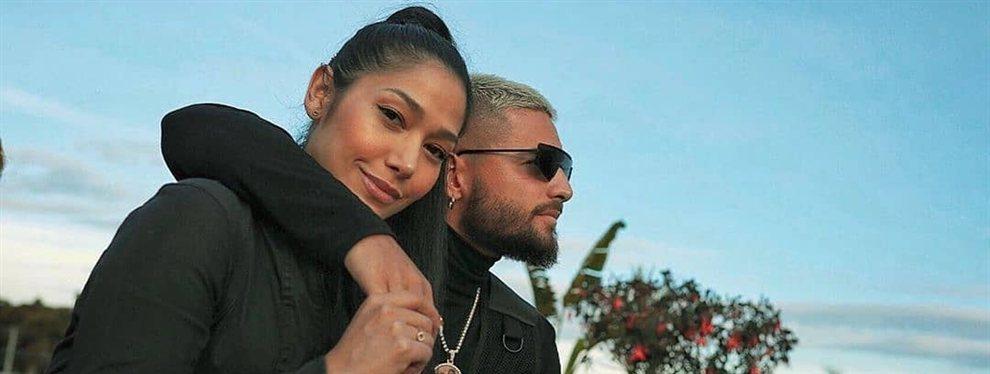 El secreto de Farina revoluciona Instagram, ¡de espaldas y sin nada debajo!: la cantante y Maluma, además, siguen enredados, (¡¡hay video!!)