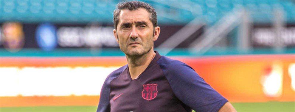 Juan Miranda tiene pie y medio en el Olympique de Marsella, y se va muy enfadado con el Barça