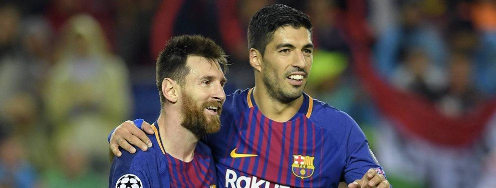 Luis Suárez y Leo Messi, entre otros, han vetado la cesión de Riqui Puig a otro equipo