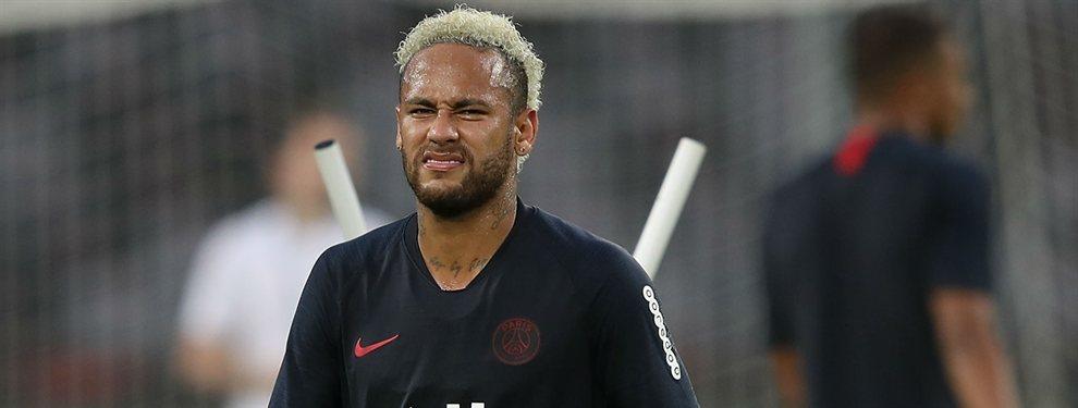 En el Barça comienzan a olvidarse de Neymar Junior y señala a Kylian Mbappé como su nuevo objetivo