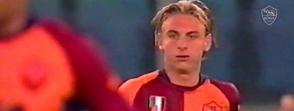 Daniele De Rossi hará su debur en Boca tras haberlo hecho 18 años antes con la Roma.