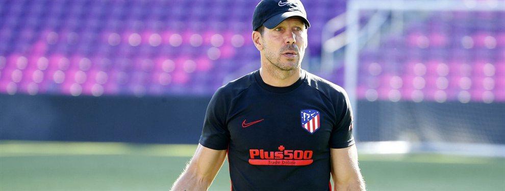 Rodrigo Moreno ha dejado tirados al Barça y al Real Madrid para irse al Atlético con Simeone