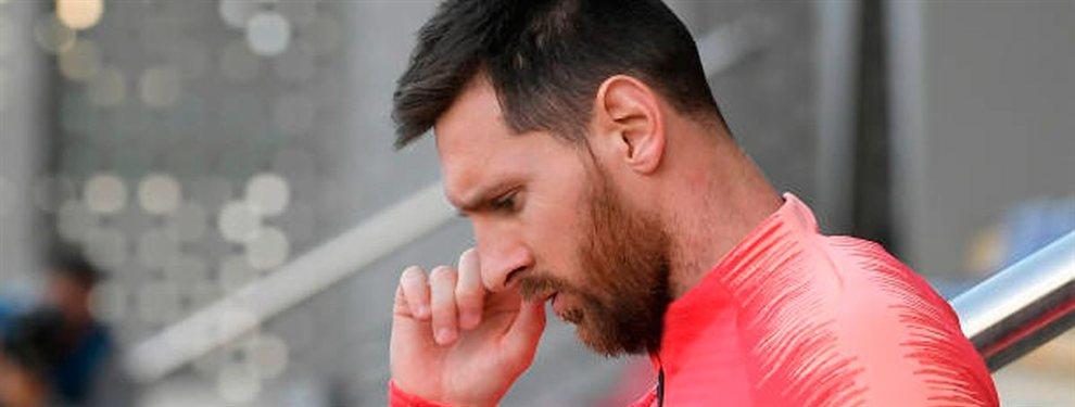 Rafinha Alcántara ahora recula y planea seguir en el Barça un año más. Una idea que no gusta a Messi.