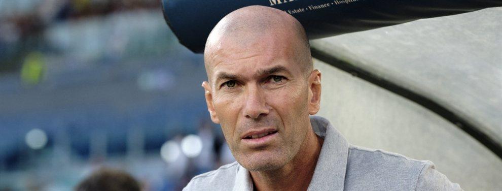 Zinedine Zidane no está nada satisfecho con Luka Jovic y pide su salida en forma de cesión para traer a Stuani