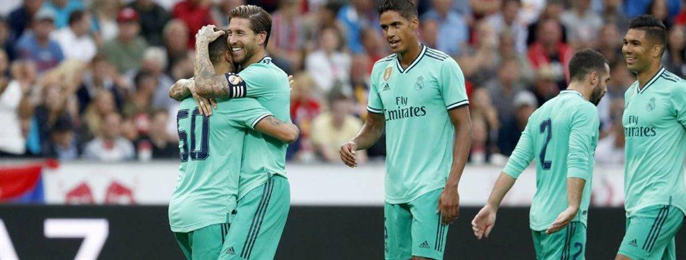 Sergio Ramos no está nada satisfecho con el rendimiento de Toni Kroos y se lo ha reprochado