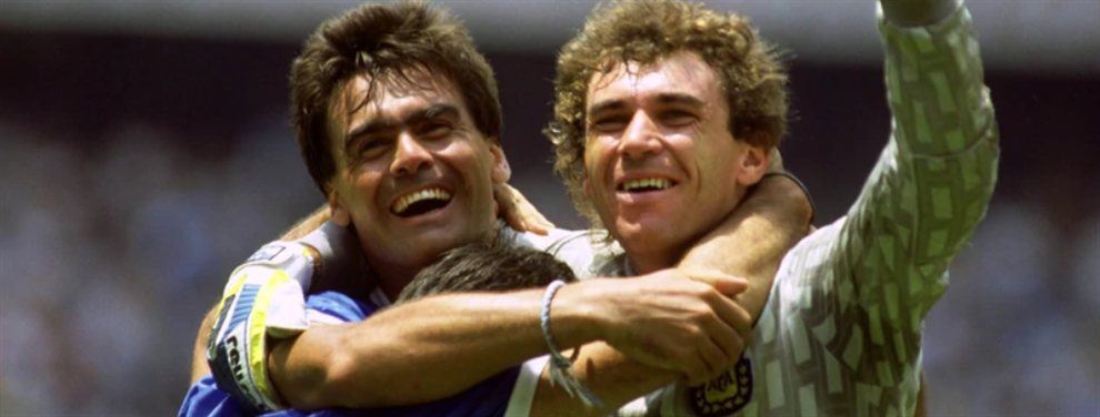 El lunes por la noche falleció José Luis Brown, campeón del mundo con Argentina en México 1986.