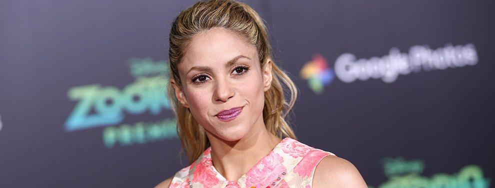Shakira se tomó un baño con un pantalón curioso que desató todo tipo de burlas en las redes