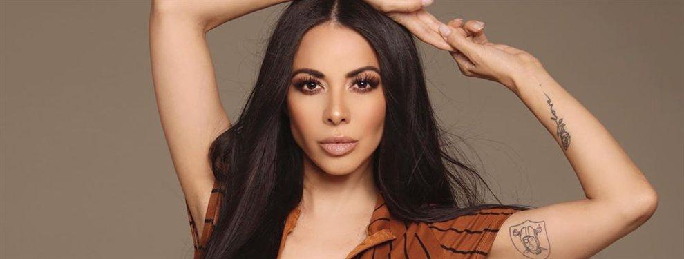 """""""¡Jimena Sánchez se olvida de taparlas!"""": ¡como Dios la trajo al mundo!: la Kim Kardashian mejicana enloquece a los fans con este descuido"""