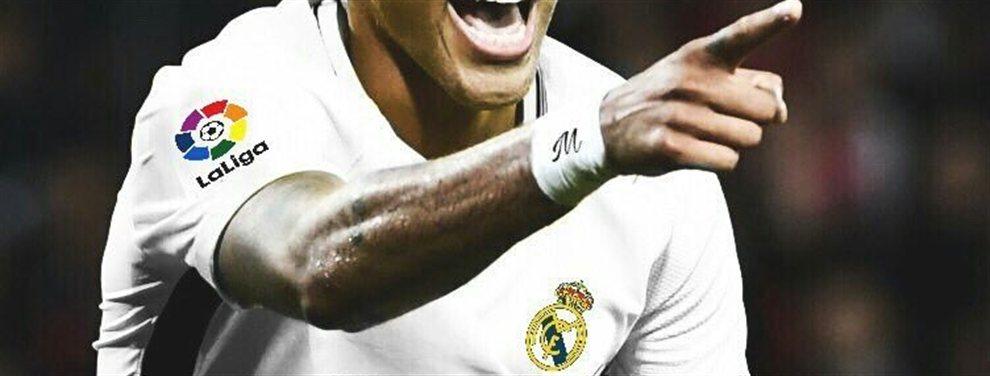 Florentino aún tiene un as en la manga y sabe que si lo usa todos los equipos europeos miraran a Madrid con otros ojos