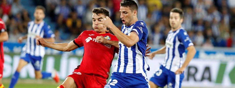 Jonathan Calleri es pretendido por el Espanyol para reemplazar a Borja Iglesias y también suena en el Alavés.