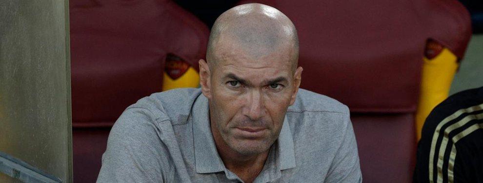 Mariano Díaz está condenado por Zinedine Zidane y su futuro está en Italia, donde tiene tres ofertas