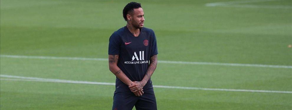El Paris Saint-Germain ha pedido a Vinicius Junior a cambio de Neymar al Real Madrid