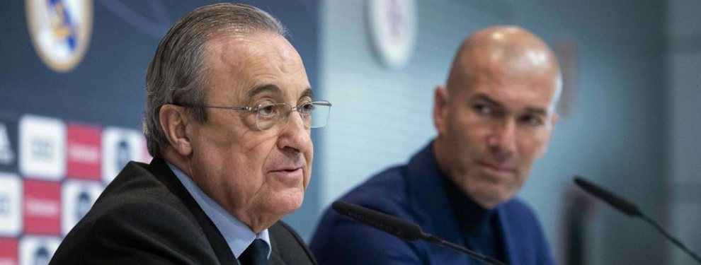 Zinedine Zidane podría ser destituido si los resultados no llegan y José Mourinho podría relevarle
