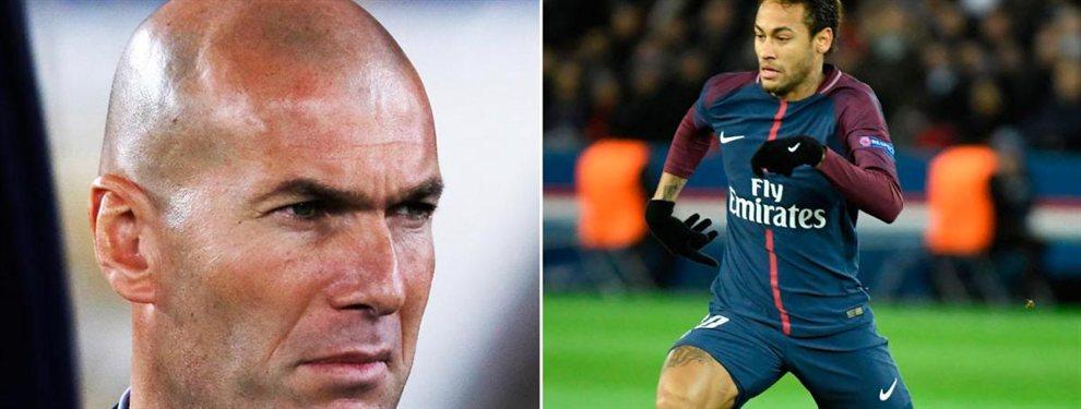 La llegada de Neymar Junior al Real Madrid implicaría la salida de Lucas Vázquez