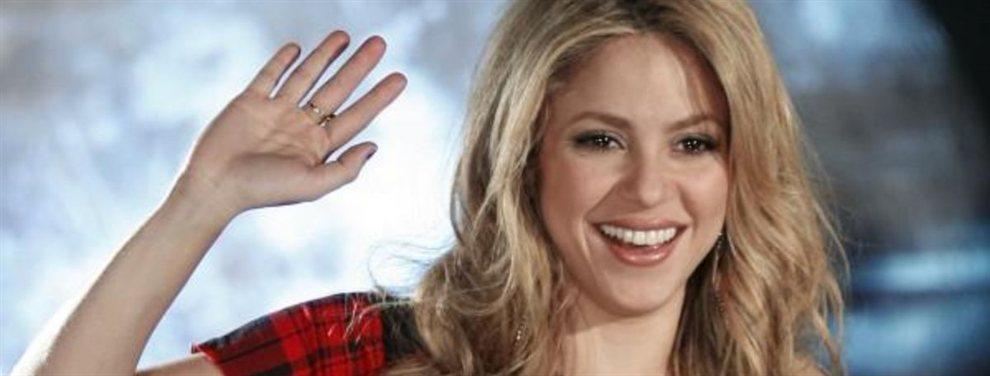 Shakira sorprendió con una foto con un bikini de lo más curioso en una imagen que data de hace años