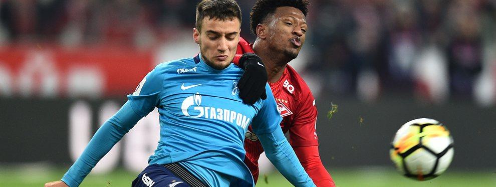 El ex defensor de River, Emanuel Mammana, sería cedido por el Zenit de San Petersburgo al Sassuolo para gozar de más minutos.
