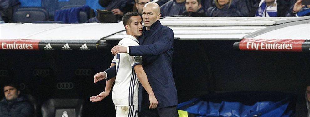 Zinedine Zidane ha pedido detener la salida de Takefusa Kubo con dirección al Valladolid