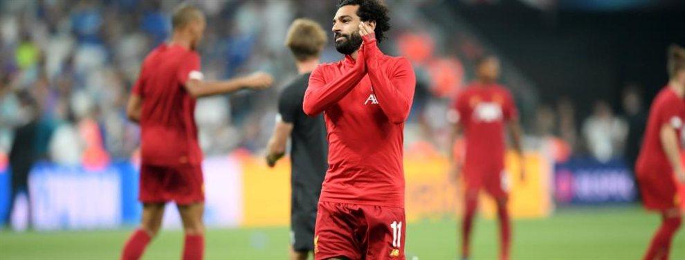 ¡Bombazo!: Mo Salah tiene las horas contadas en el Liverpool (y hay fecha): es un secreto a voces en el entorno de los 'reds' y un crack lo ha revelado