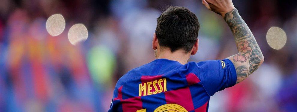 Leo Messi no da el mercado de fichajes por cerrado y aún espera el fichaje de Joshua Kimmich