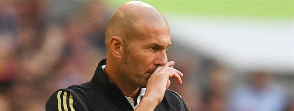 Zinedine Zidane ha pedido a Paul Pogba y Florentino Pérez ha pedido un crédito por él
