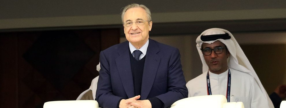 Florentino Pérez ha dejado muy avanzado el fichaje de Leo Campana, joven promesa que llegará del Barcelona de Ecuador