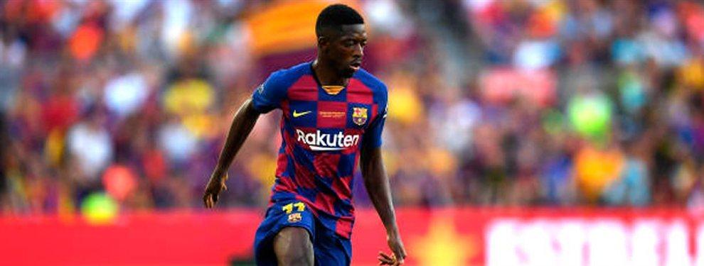 El Barça planea el fichaje de Kylian Mbappé y ofrecería a Ousmane Dembélé y Umtiti a cambio