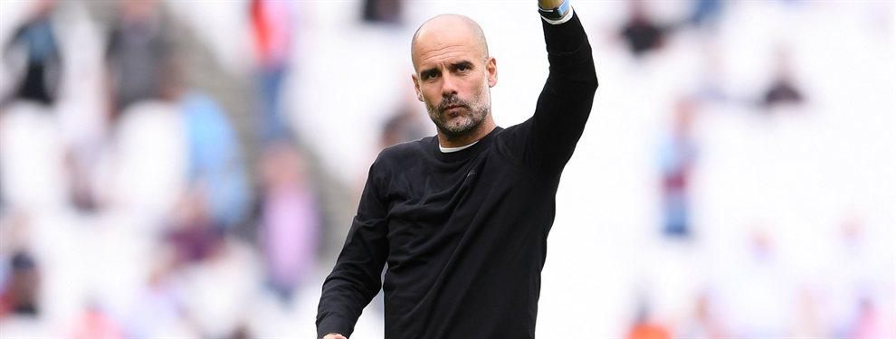 Pep Guardiola ya sabe que Phil Foden sueña con jugar al lado de Leo Messi en el Barça