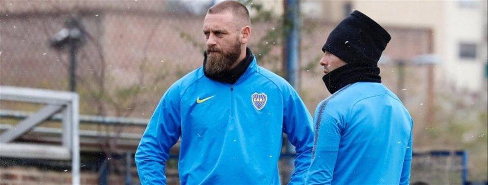 Gustavo Alfaro cuenta con una única duda para definir la formación de Boca que recibirá a Aldosivi.