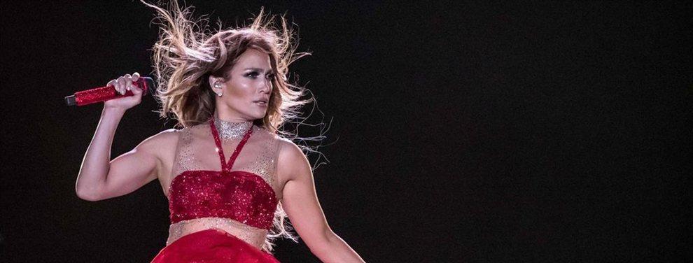 No hay gira ni edad que pare a Jennifer López, ha dejado enmudecidos a todos sus murmuradores de oficio.