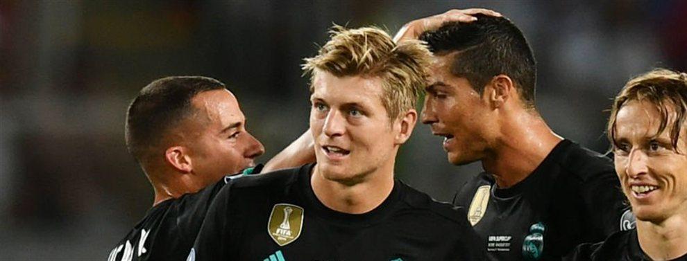 El jugador marcó uno de los mejores goles de su carrera deportiva y su club quiere sacar rendimiento económico a la acción
