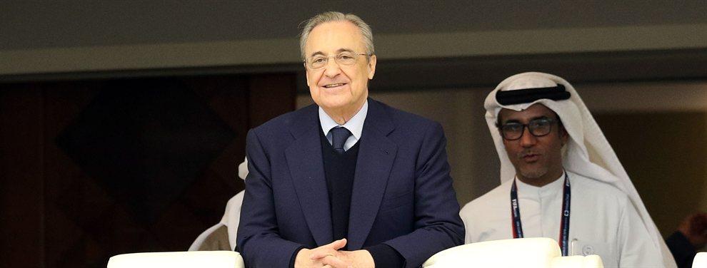 Florentino Pérez puede estar un poco más tranquilo sobre la plantilla con el primer partido de LaLiga contra el Celta de Vigo.